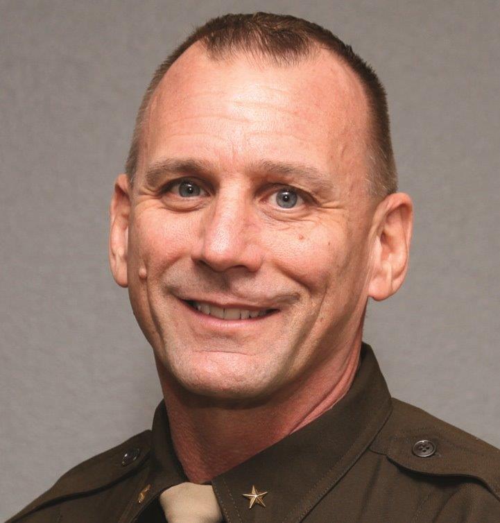 Deputy Chief Rich Suey