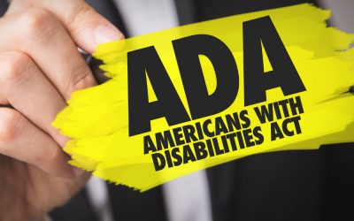 Employment Law: ADA (Americans with Disabilities Act) and Public Employment