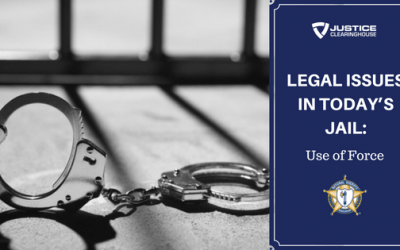 Legal Issues in Today's Jail: Use of Force