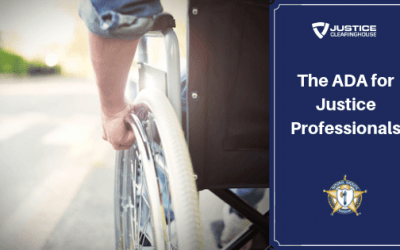 The ADA for Justice Professionals