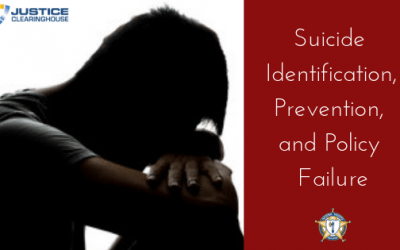 Suicide Identification, Prevention, and Policy Failure