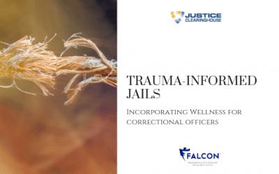 Trauma-Informed Jails: Incorporating Wellness for Deputies