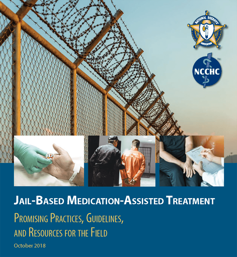 National Center for Jail Operations Legal-based Training