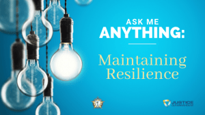 improve your coping, manage stress, deal with unexpected, and build a resilient mindset